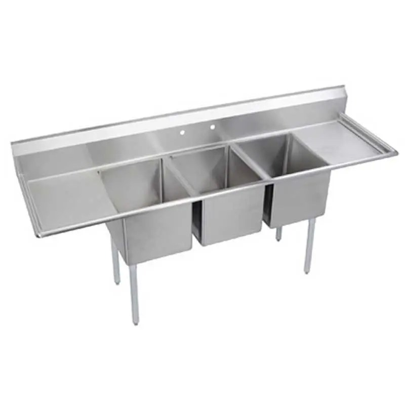 commercial scullery sink