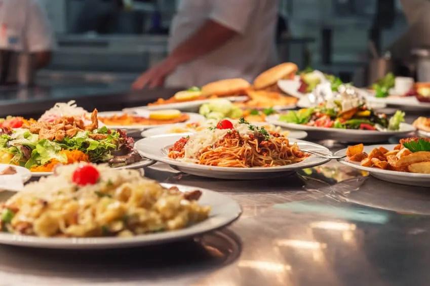 Italian Restaurant Kitchen Concepts