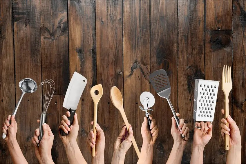 Restaurant Kitchen Small Hand Tools