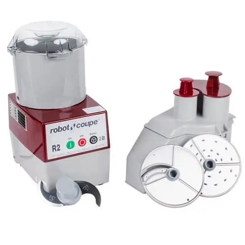 commercial robot coupe food processor