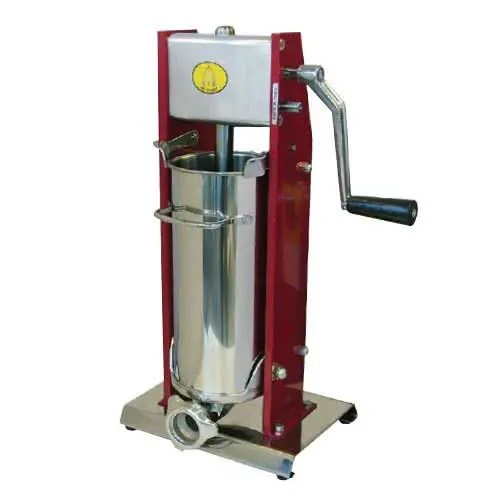 large capacity manual sausage stuffer type of restaurant kitchen medium equipment