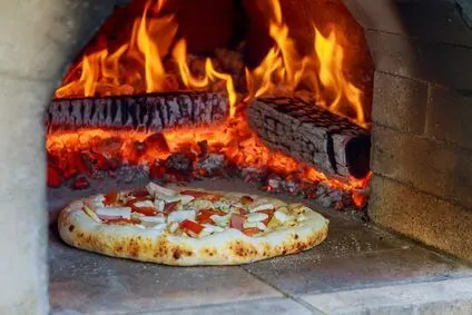 Display Pizza Ovens