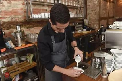 coffee shop restaurant design