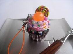 Sweets Deco Cupcake Strap