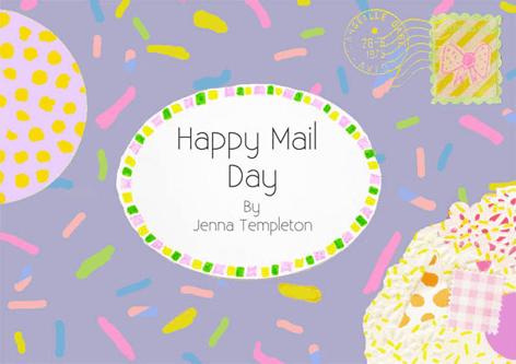 HappymaildayzinebyJennaTempleton(c)2014