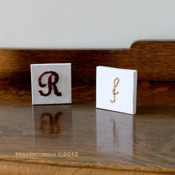 Rf mini canvas commission - Misericordia 2012