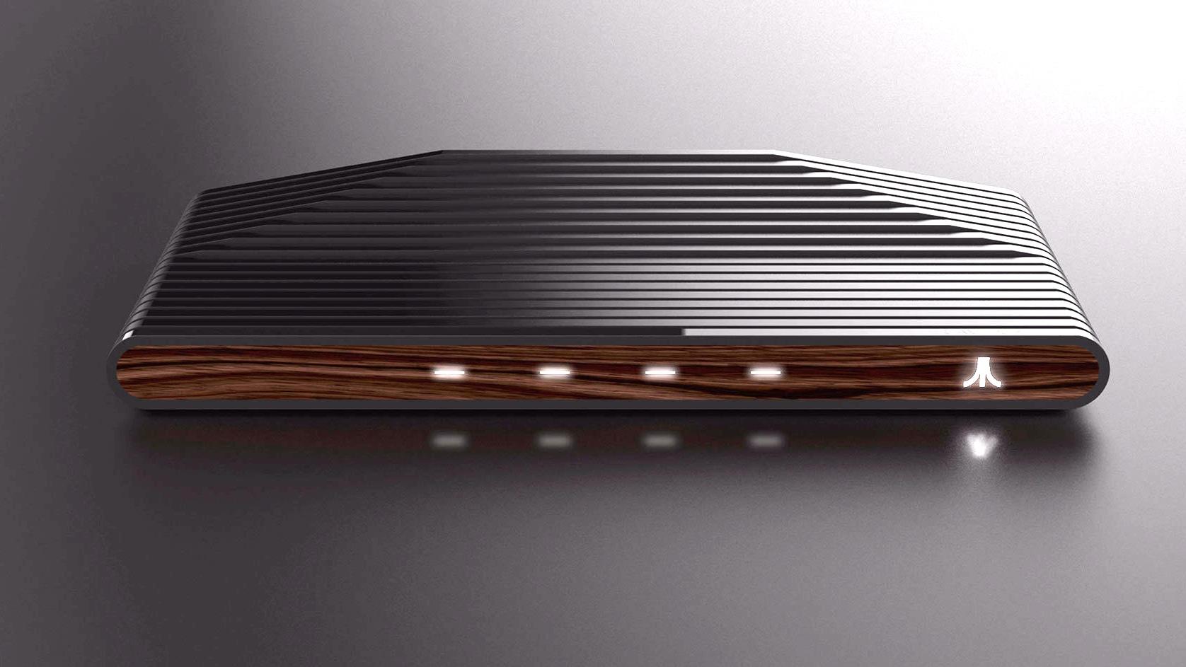 Atari revient dans ton salon!