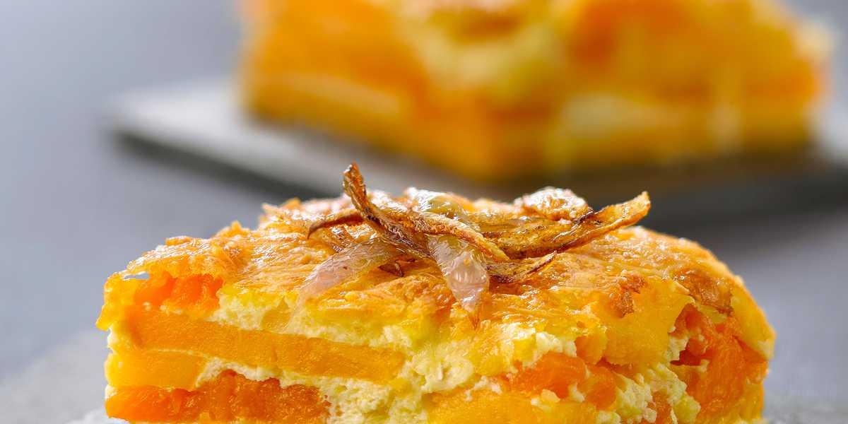 Ma recette d'automne : le crumble de potiron