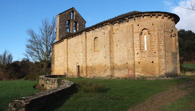 Ermita San Pedro de Echano OLORIZ