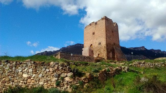 Castillo de Préjano en La Rioja