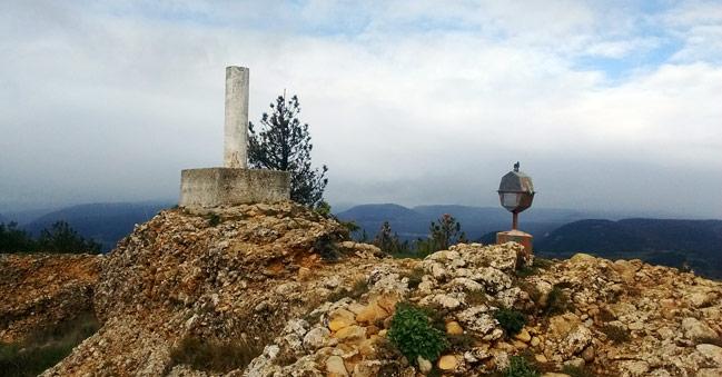 Cima de Esparatz en Guirguillano