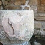 Taurobolio romano en Gallipienzo Antiguo