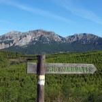 Sierra de Codés desde Miralobos