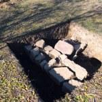 Excavaciones romanas en Arce
