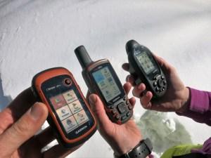 Cursos de GPS en Pamplona