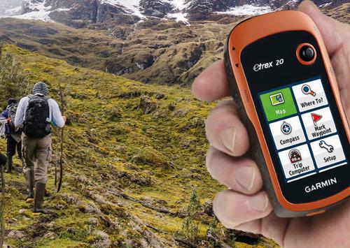 Cursos GPS en Pamplona y Navarra
