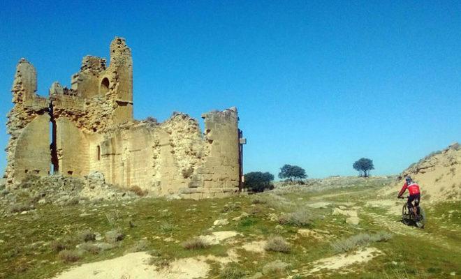 Despoblado de Baigorri en Oteiza de la Solana Navarra