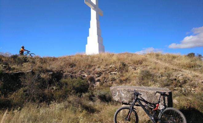 Cruz de Mauriain en Villatuerta