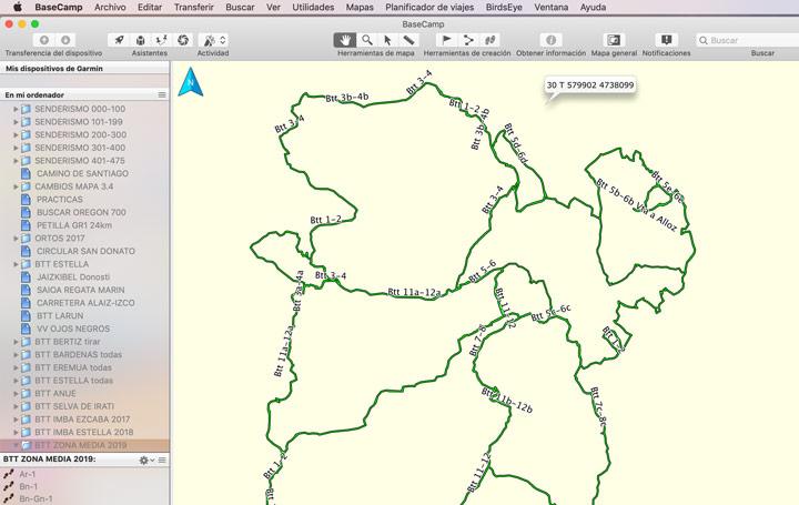Crear mapas personalizados en Garmin