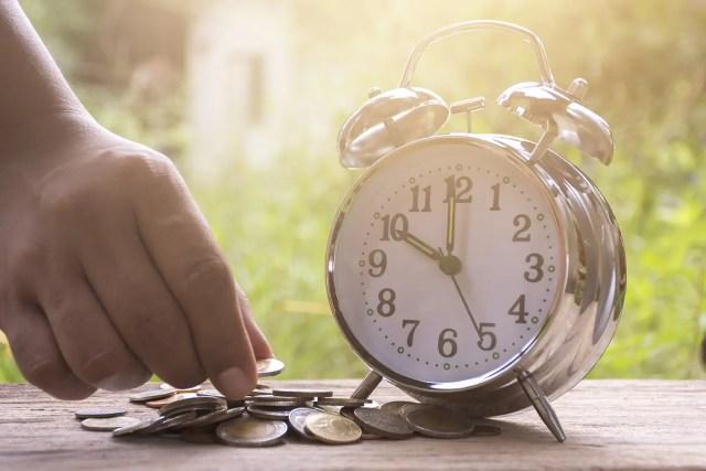 La plata de la pensión no puede utilizarse como dinero de bolsillo