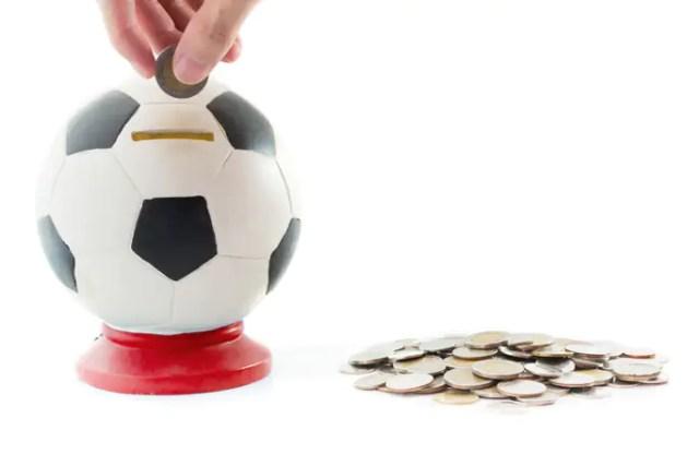fútbol motor en la economía mundial