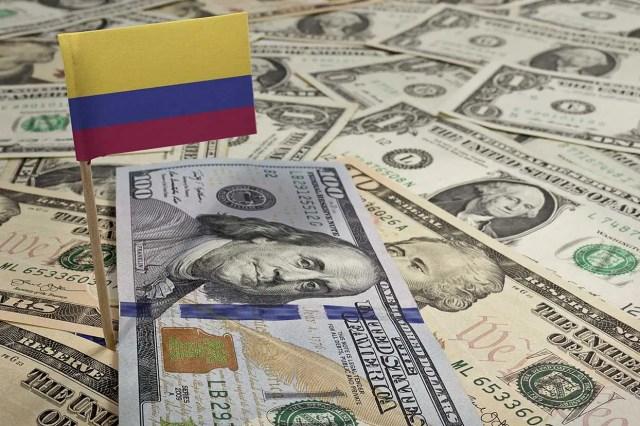 Bonos soberanos estadounidenses impactan en el precio del dólar en Colombia