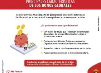 Colombia emitió bonos globales, ¿en qué consiste esta alternativa de financiamiento e inversión?