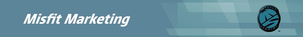 Misfit Studios Blog Banner Misfit Marketing