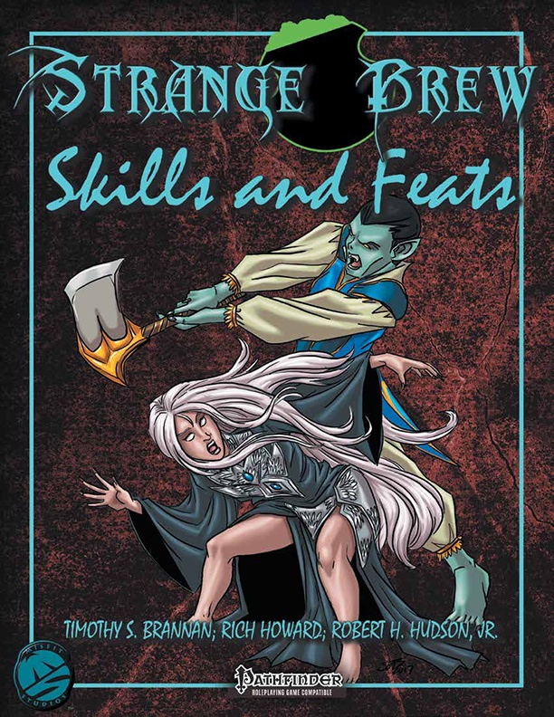Strange Brew: Skills and Feats for Pathfinder RPG