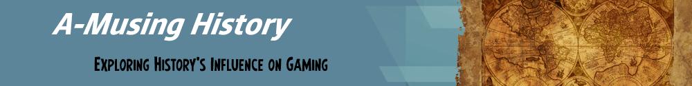 Misfit Studios Blog Banner A-Musing History