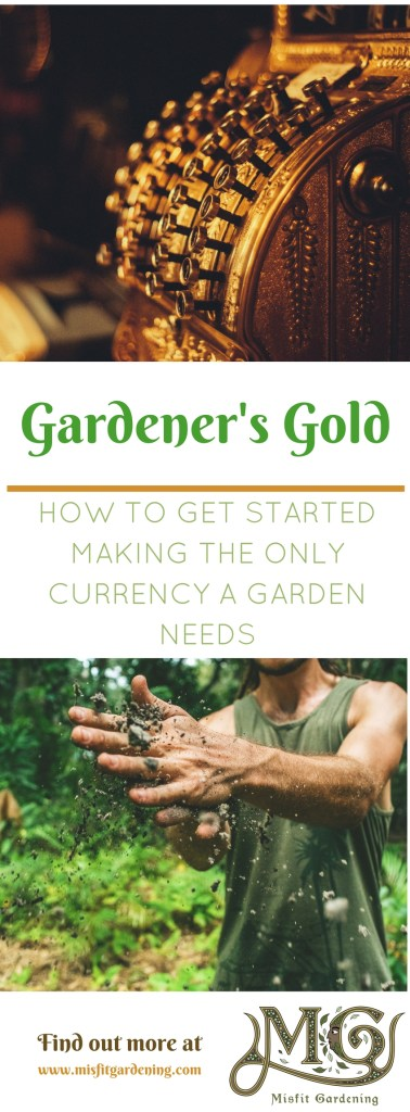 Compost is know as gardener's gold and is the livesource of a garden. Click to find out how to get started making compost or pin it and save for later