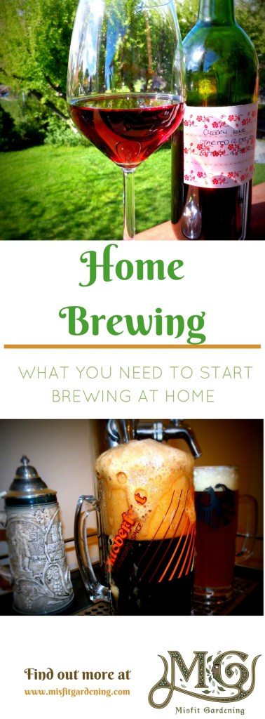 What equipment do you really need to start home brewing- Click to find out what you need to start or pin it and save it for later.