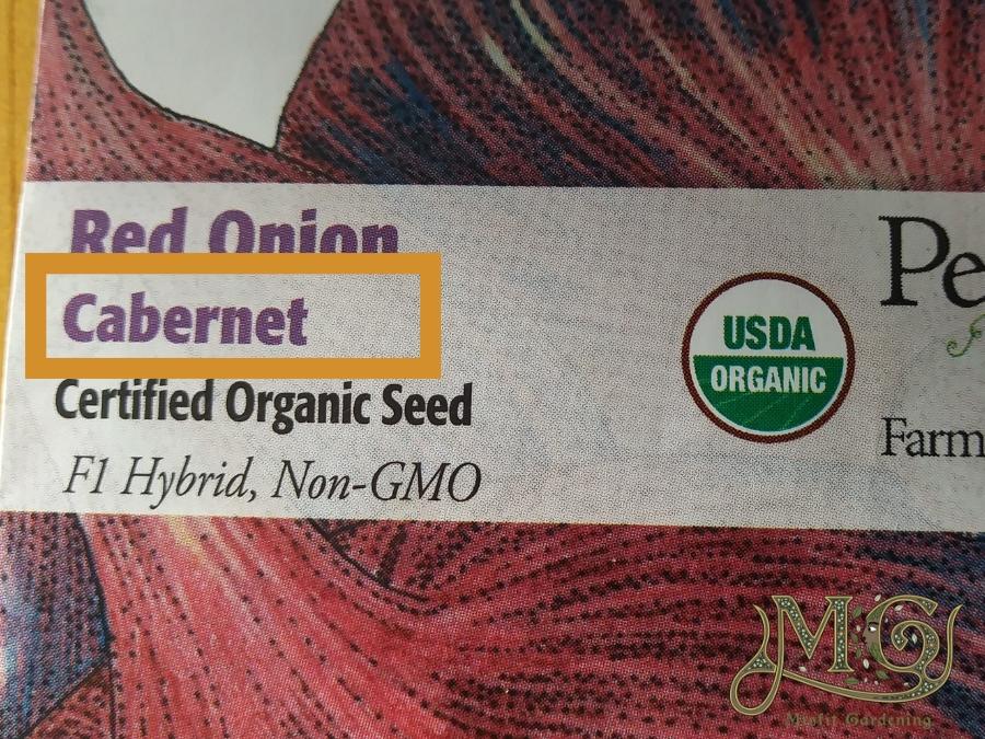 Sorte Saatgutpackungen vorlesen (1)