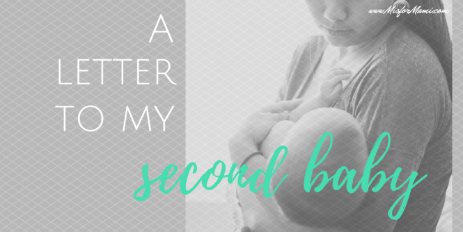 A letter to my second baby 1024x512