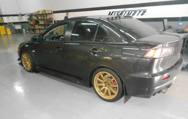 2008–2014 Mishimoto Lancer Evolution X Direct-Fit Oil Cooler Kit, Part 1: Project Direction and Prototyping