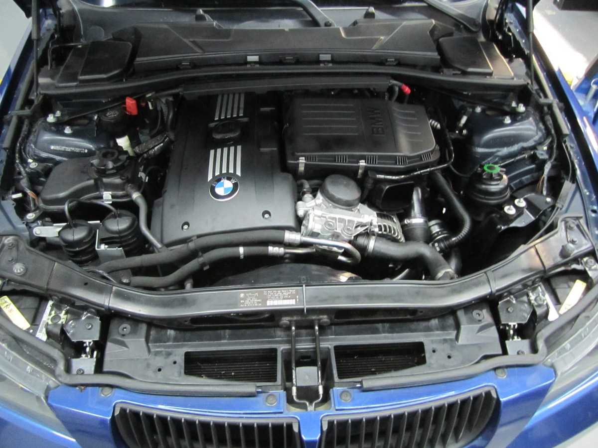 bmw  ii performance aluminum radiator