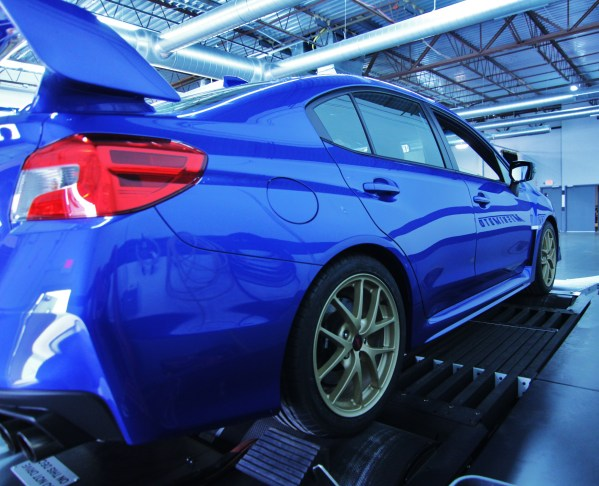 Mishimoto 2015+ Subaru STI Performance Cold-Air Intake System, Part 2: Prototype Fabrication