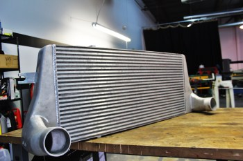 The Mishimoto 2nd-Generation Cummins Intercooler, Part 2: Factory Cooler Data and Mishimoto Design