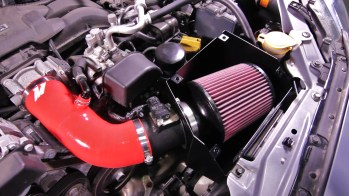A new Mishimoto BRZ/FR-S Intake, Part 3: Product Testing and Final Product