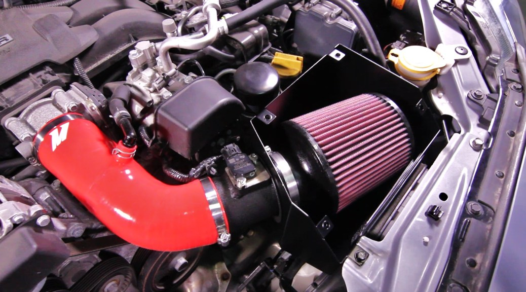 A new Mishimoto BRZ/FR-S Intake, Part 3: Product Testing and