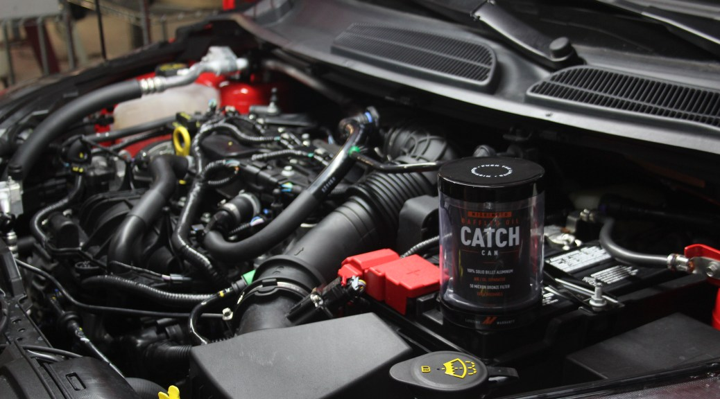 Keep your intake clean – Oil Catch Can R&D, Part 1