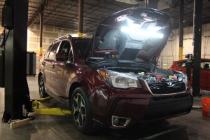 Stock System Evaluation – The FXT Intake, Part 1