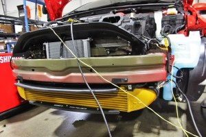 Beat The Heat! Mishimoto Fiesta ST Intercooler R&D, Part 4: Initial Prototype Testing