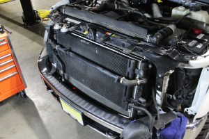 20112016 Ford 67L Super Duty Secondary Radiator, Part 1: Factory Review and 3D Models