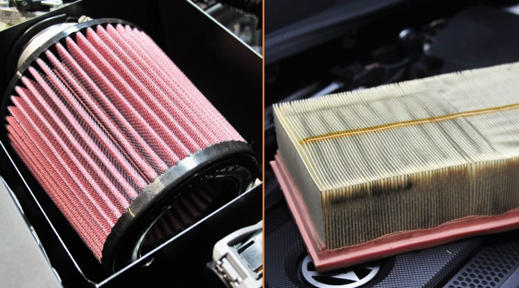 Filtering The Right Stuff  Dry Vs Oiled Air Filters