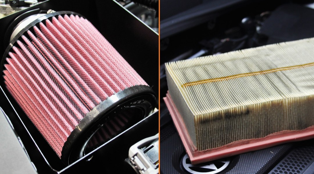 Filtering the Right Stuff: Dry vs Oiled Air Filters | Mishimoto