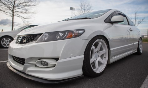 While this might not be a 10th Gen, the 8th Gen is a popular platform for aftermarket forced induction kits. Owner Ian Palmeri wanted to ensure that what was going on under the hood matched the outward appearance of his FG2.