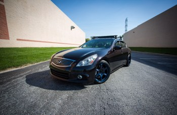 Protected Species – 2007-2015 Infiniti G37 / 2009+ Nissan 370Z Direct Fit Catch Can, Part 1 – Stock Review and Design Plans