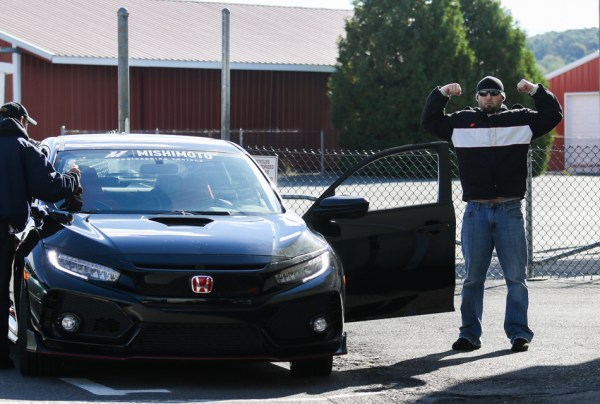 Our Director of Innovation, Eric Plebani is ready to show off his drag racing chops.