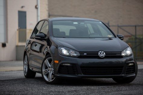 The MK6 Golf R is the prime example of big things coming in small packages. Sporting a powerful 2.0T along with Volkswagen's 4Motion, subtly aggressive styling, this hatch is a wolf in sheep's clothing. This particular R happens to be a our test rig for the new intercooler design.